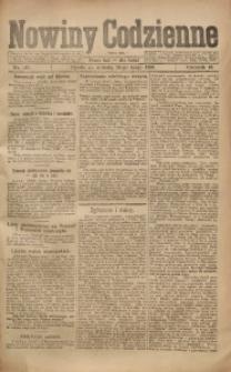 Nowiny Codzienne, 1920, R. 10, nr 107