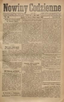 Nowiny Codzienne, 1920, R. 10, nr 109