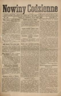 Nowiny Codzienne, 1920, R. 10, nr 110