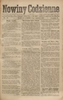 Nowiny Codzienne, 1920, R. 10, nr 116