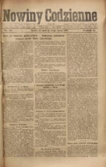 Nowiny Codzienne, 1920, R. 10, nr 150