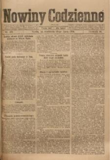 Nowiny Codzienne, 1920, R. 10, nr 151