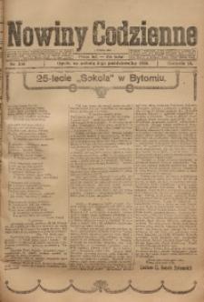 Nowiny Codzienne, 1920, R. 10, nr 216