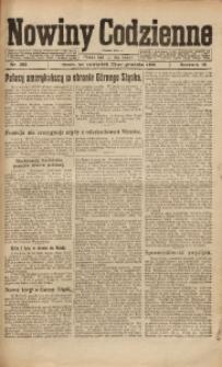 Nowiny Codzienne, 1920, R. 10, nr 283