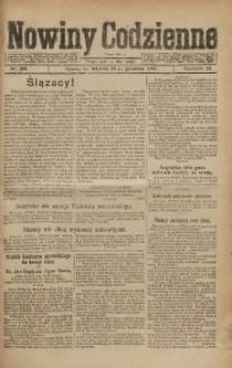 Nowiny Codzienne, 1920, R. 10, nr 286