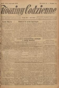 Nowiny Codzienne, 1923, R. 13, nr 14