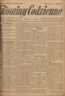 Nowiny Codzienne, 1923, R. 13, nr 37
