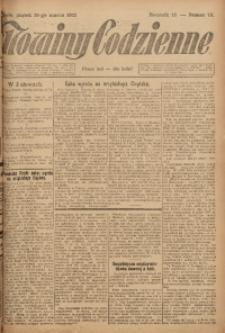 Nowiny Codzienne, 1923, R. 13, nr 73