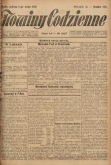 Nowiny Codzienne, 1923, R. 13, nr 102