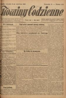 Nowiny Codzienne, 1923, R. 13, nr 143