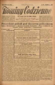 Nowiny Codzienne, 1925, R. 15, nr 37