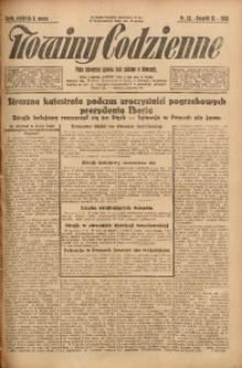 Nowiny Codzienne, 1925, R. 15, nr 55
