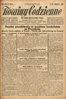 Nowiny Codzienne, 1925, R. 15, nr 59