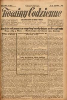 Nowiny Codzienne, 1925, R. 15, nr 60