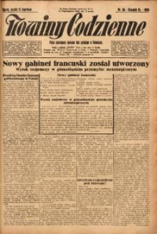 Nowiny Codzienne, 1925, R. 15, nr 86