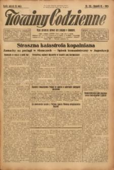 Nowiny Codzienne, 1925, R. 15, nr 113
