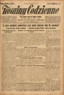 Nowiny Codzienne, 1925, R. 15, nr 131