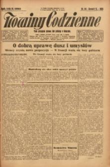 Nowiny Codzienne, 1925, R. 15, nr 141
