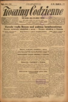 Nowiny Codzienne, 1925, R. 15, nr 146