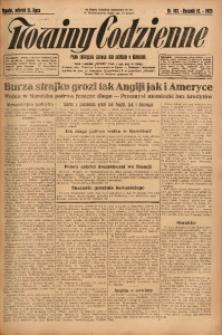 Nowiny Codzienne, 1925, R. 15, nr 163