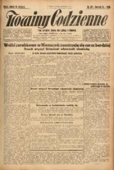 Nowiny Codzienne, 1925, R. 15, nr 197