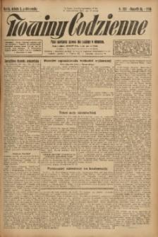 Nowiny Codzienne, 1925, R. 15, nr 227