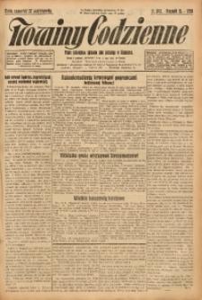 Nowiny Codzienne, 1925, R. 15, nr 243
