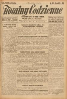 Nowiny Codzienne, 1925, R. 15, nr 250