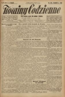 Nowiny Codzienne, 1925, R. 15, nr 265
