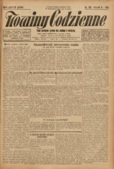 Nowiny Codzienne, 1925, R. 15, nr 289