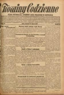 Nowiny Codzienne, 1926, R. 16, nr 19