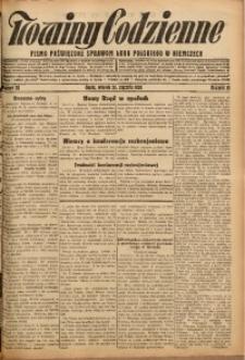 Nowiny Codzienne, 1926, R. 16, nr 20
