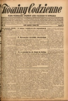 Nowiny Codzienne, 1926, R. 16, nr 30