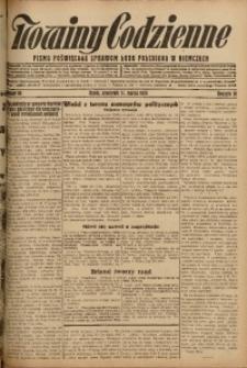 Nowiny Codzienne, 1926, R. 16, nr 56