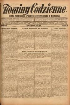 Nowiny Codzienne, 1926, R. 16, nr 103