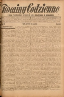 Nowiny Codzienne, 1926, R. 16, nr 107