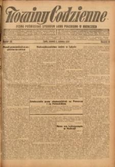 Nowiny Codzienne, 1926, R. 16, nr 126