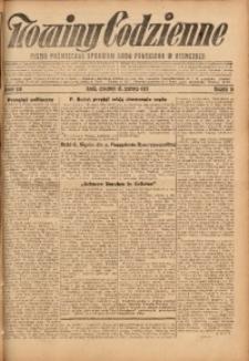 Nowiny Codzienne, 1926, R. 16, nr 128