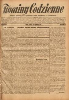 Nowiny Codzienne, 1926, R. 16, nr 142