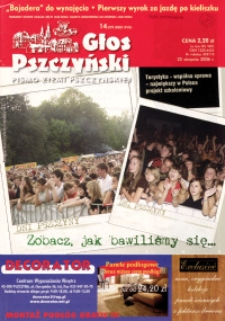 Głos Pszczyński, 2006, R. 17, nr 14 (379)