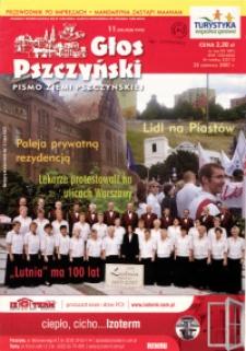 Głos Pszczyński, 2007, R. 18, nr 11 (398)