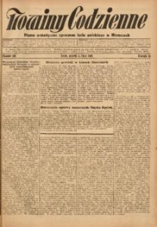 Nowiny Codzienne, 1926, R. 16, nr 149