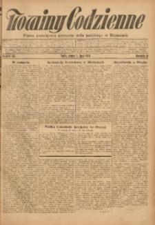 Nowiny Codzienne, 1926, R. 16, nr 150