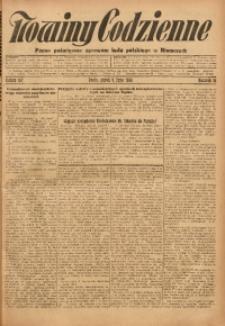 Nowiny Codzienne, 1926, R. 16, nr 152