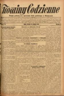 Nowiny Codzienne, 1926, R. 16, nr 179