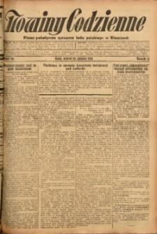 Nowiny Codzienne, 1926, R. 16, nr 191