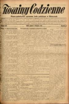 Nowiny Codzienne, 1926, R. 16, nr 200