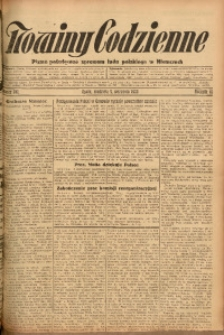 Nowiny Codzienne, 1926, R. 16, nr 202