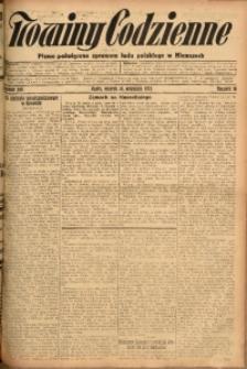 Nowiny Codzienne, 1926, R. 16, nr 209