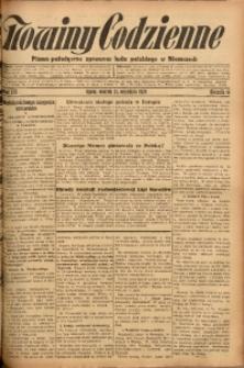 Nowiny Codzienne, 1926, R. 16, nr 215